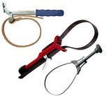 Oil filtr strap wrenches