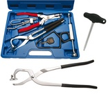 Tools for drum brakes