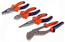 Pliers, thin-nose pliers, side cutters, tongs