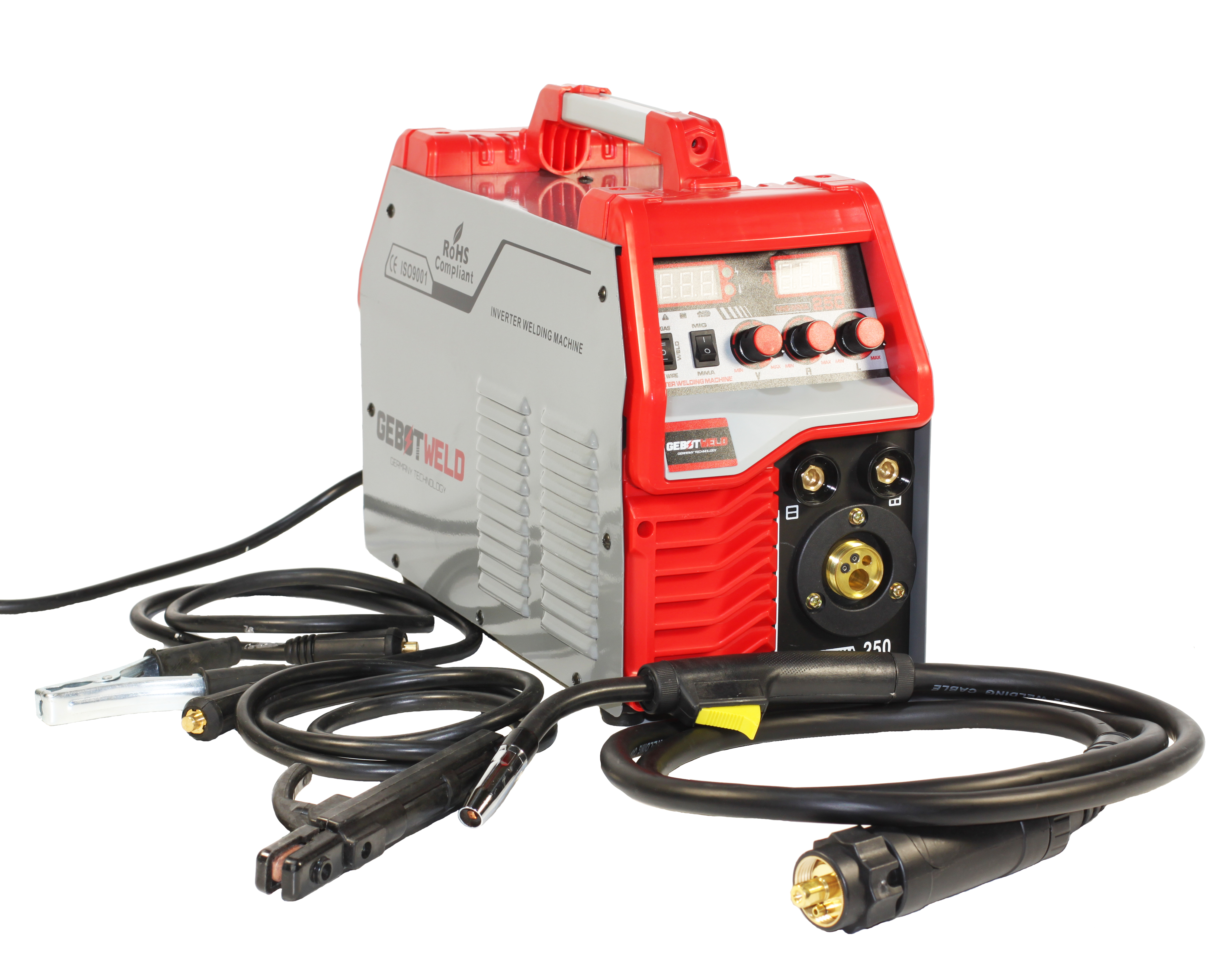 Welding 220V semiautomatic device: technical characteristics, reviews of manufacturers 98